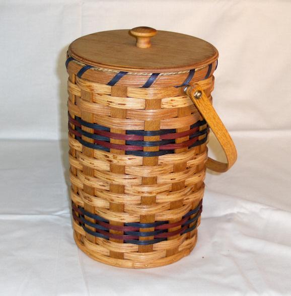 Tissue Paper Roll Basket : Toilet paper storage basket roll