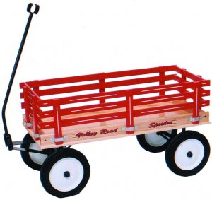 Amish Made Wagon - Model 175